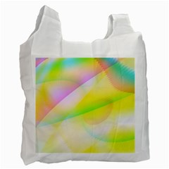 New 6 Recycle Bag (one Side) by timelessartoncanvas