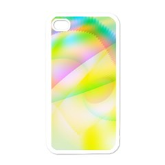 New 6 Apple Iphone 4 Case (white) by timelessartoncanvas