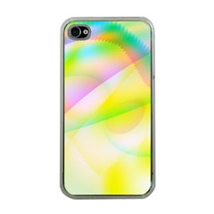 New 6 Apple Iphone 4 Case (clear) by timelessartoncanvas