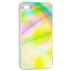New 6 Apple Iphone 4/4s Seamless Case (white) by timelessartoncanvas