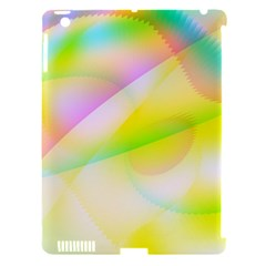 New 6 Apple Ipad 3/4 Hardshell Case (compatible With Smart Cover) by timelessartoncanvas