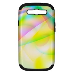 New 6 Samsung Galaxy S Iii Hardshell Case (pc+silicone) by timelessartoncanvas