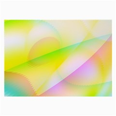 New 7 Large Glasses Cloth (2 Side) by timelessartoncanvas