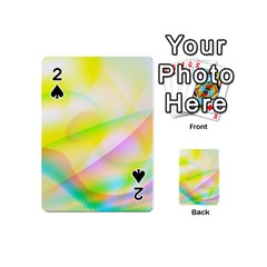 New 7 Playing Cards 54 (mini)  by timelessartoncanvas