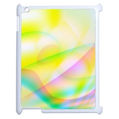 New 7 Apple Ipad 2 Case (white) by timelessartoncanvas