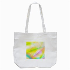 New 7 Tote Bag (white) by timelessartoncanvas