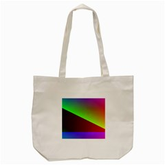 New 8 Tote Bag (cream) by timelessartoncanvas