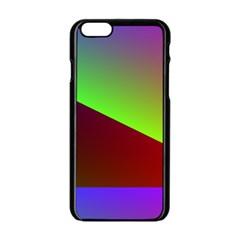 New 8 Apple Iphone 6/6s Black Enamel Case by timelessartoncanvas
