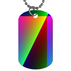 New 9 Dog Tag (two Sides) by timelessartoncanvas