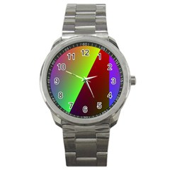 New 9 Sport Metal Watch by timelessartoncanvas