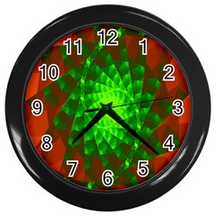 New 10 Wall Clocks (black) by timelessartoncanvas