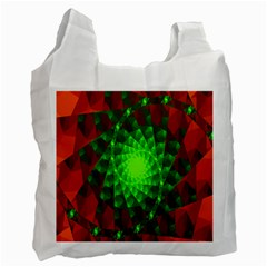 New 10 Recycle Bag (one Side) by timelessartoncanvas