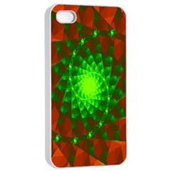 New 10 Apple Iphone 4/4s Seamless Case (white) by timelessartoncanvas