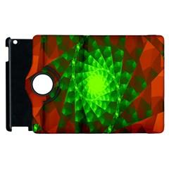 New 10 Apple Ipad 2 Flip 360 Case by timelessartoncanvas