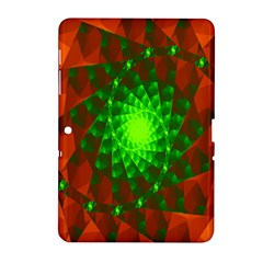 New 10 Samsung Galaxy Tab 2 (10 1 ) P5100 Hardshell Case  by timelessartoncanvas