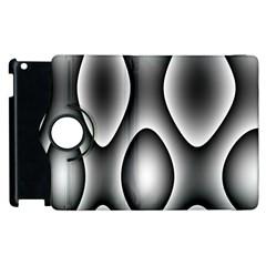 New 11 Apple Ipad 2 Flip 360 Case by timelessartoncanvas