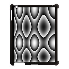 New 11 Apple Ipad 3/4 Case (black) by timelessartoncanvas