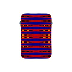 Bright Blue Red Yellow Mod Abstract Apple Ipad Mini Protective Soft Cases