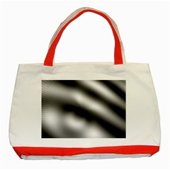 New 12 Classic Tote Bag (red) by timelessartoncanvas