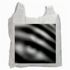 New 12 Recycle Bag (one Side) by timelessartoncanvas