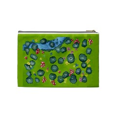 By Nerea   Cosmetic Bag (medium)   Vgtids2ekwme   Www Artscow Com Back