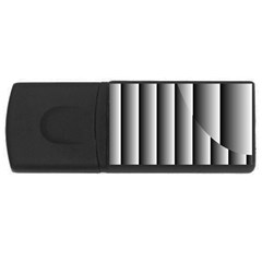New 13 Usb Flash Drive Rectangular (4 Gb)  by timelessartoncanvas
