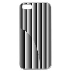 New 14 Apple Seamless Iphone 5 Case (clear) by timelessartoncanvas