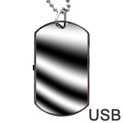 New 15 Dog Tag Usb Flash (two Sides)  by timelessartoncanvas