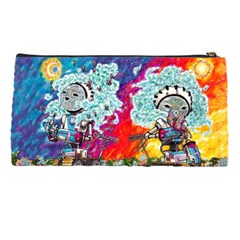 Sunrisesunset Pencilcase By Pascale Lamoureux   Pencil Case   K04scyjfhz3x   Www Artscow Com Back
