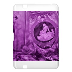Vintage Purple Lady Cameo Kindle Fire Hd 8 9  by BrightVibesDesign