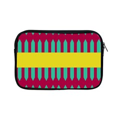 Stripes And Other Shapes   			apple Ipad Mini Zipper Case by LalyLauraFLM