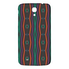 Wavy Chains Pattern     			samsung Galaxy Mega I9200 Hardshell Back Case