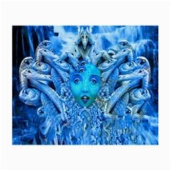 Medusa Metamorphosis Small Glasses Cloth by icarusismartdesigns