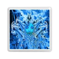 Medusa Metamorphosis Memory Card Reader (square)  by icarusismartdesigns