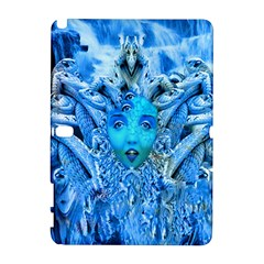 Medusa Metamorphosis Samsung Galaxy Note 10 1 (p600) Hardshell Case by icarusismartdesigns