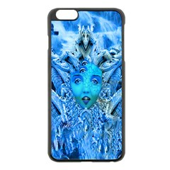 Medusa Metamorphosis Apple Iphone 6 Plus/6s Plus Black Enamel Case by icarusismartdesigns