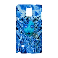 Medusa Metamorphosis Samsung Galaxy Note 4 Hardshell Case by icarusismartdesigns