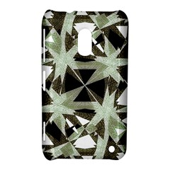 Modern Camo Print Nokia Lumia 620 by dflcprints
