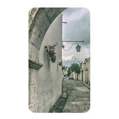 Colonial Street Of Arequipa City Peru Memory Card Reader by dflcprints