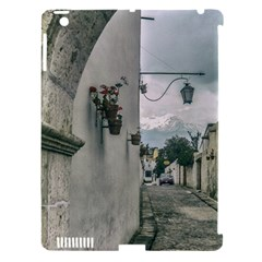 Colonial Street Of Arequipa City Peru Apple Ipad 3/4 Hardshell Case (compatible With Smart Cover) by dflcprints