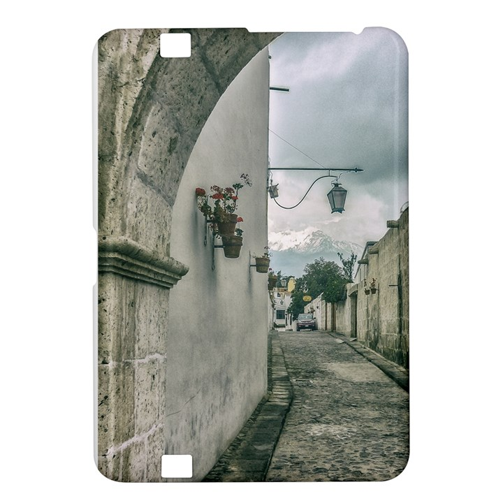 Colonial Street Of Arequipa City Peru Kindle Fire HD 8.9