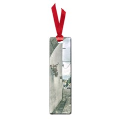 Colonial Street Of Arequipa City Peru Small Book Marks by dflcprints