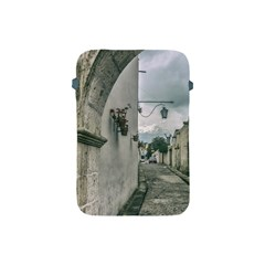 Colonial Street Of Arequipa City Peru Apple Ipad Mini Protective Soft Cases by dflcprints
