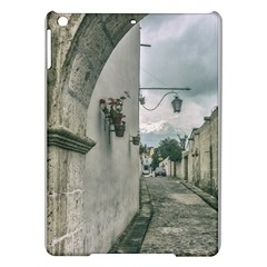 Colonial Street Of Arequipa City Peru Ipad Air Hardshell Cases by dflcprints