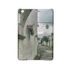 Colonial Street Of Arequipa City Peru Ipad Mini 2 Hardshell Cases by dflcprints