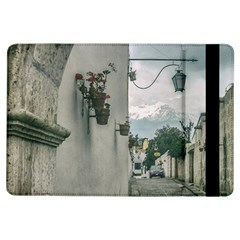 Colonial Street Of Arequipa City Peru Ipad Air Flip by dflcprints