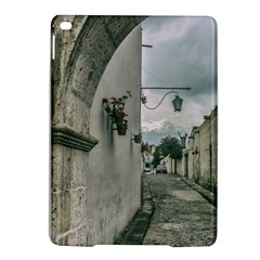 Colonial Street Of Arequipa City Peru Ipad Air 2 Hardshell Cases by dflcprints