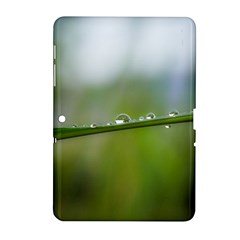 After the rain Samsung Galaxy Tab 2 (10.1 ) P5100 Hardshell Case  by LauraNATURE