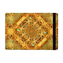Digital Abstract Geometric Collage Ipad Mini 2 Flip Cases by dflcprints