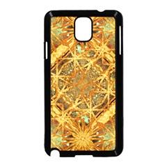 Digital Abstract Geometric Collage Samsung Galaxy Note 3 Neo Hardshell Case (black)